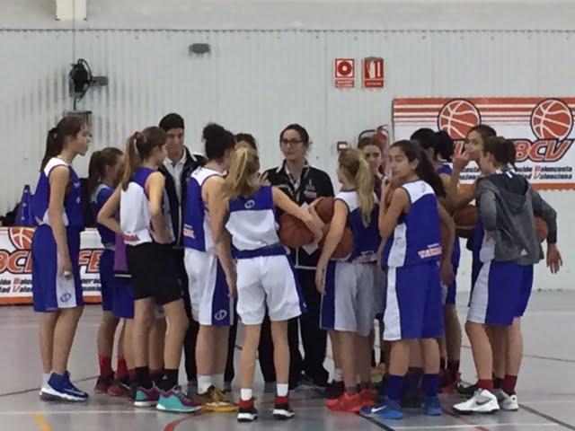 Grupo femenino de la Selección Valenciana