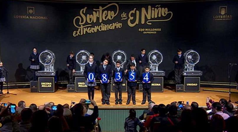El Nino Lotterie