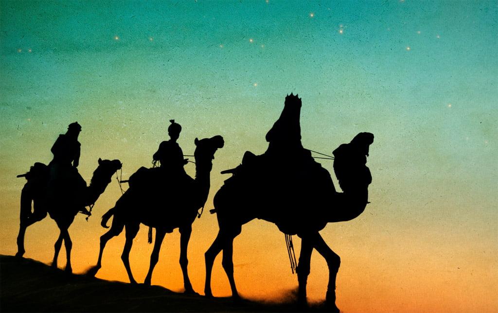 Reyes Magos en la Xara y Jesús Pobre