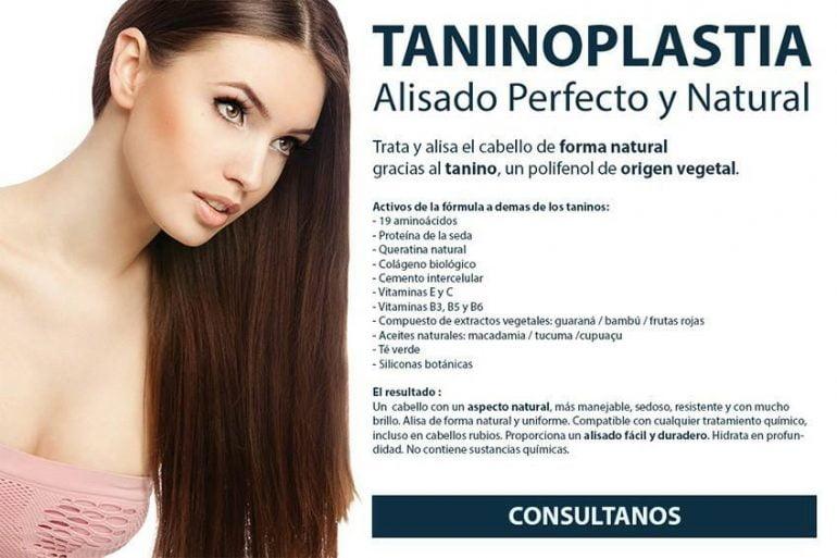 Tratamiento Taninoplastia