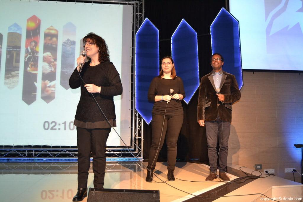 Inauguració a Dénia de la Cimera Internacional de Lideratge