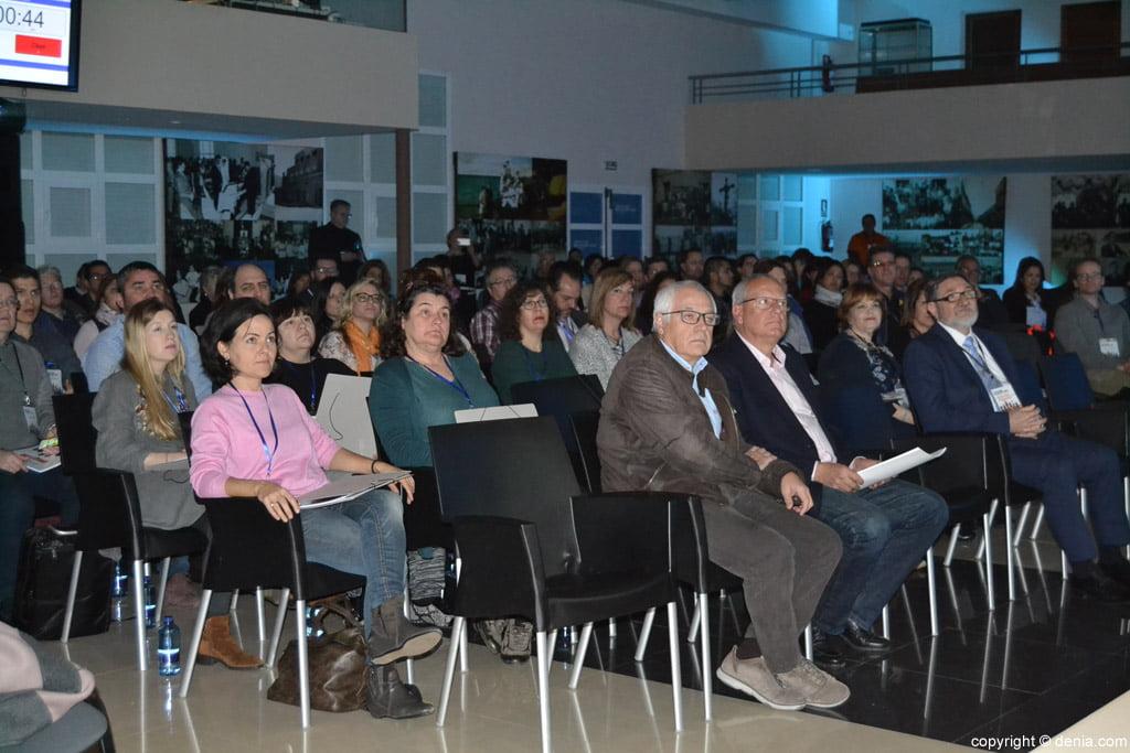 Asistentes a la Global Lidership Summit de Dénia