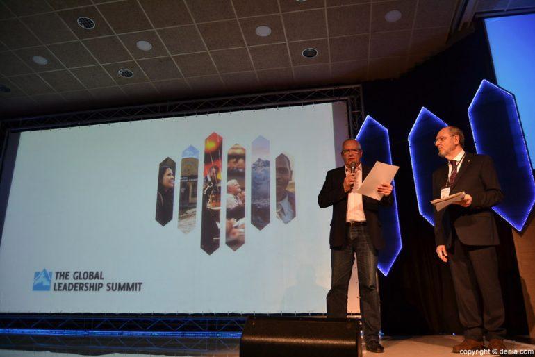 L'alcalde de Dénia va inaugurar la International Leadership Summit