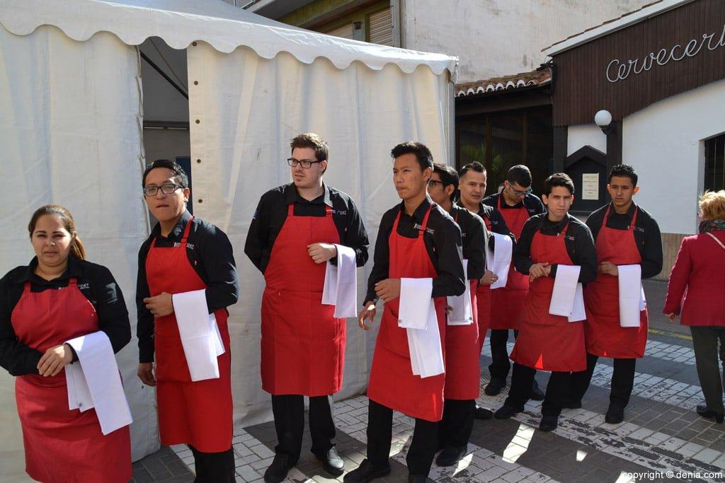 6º Concurso Internacional de Cocina Creativa de la Gamba Roja de ...