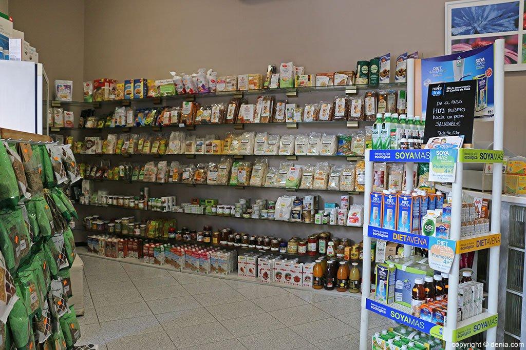 Alimentos Herboristería Antonia