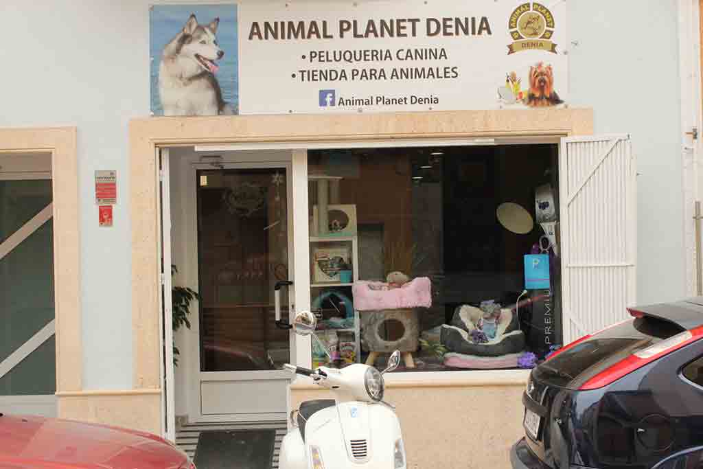 Animal Planet Dénia Youshop Dénia