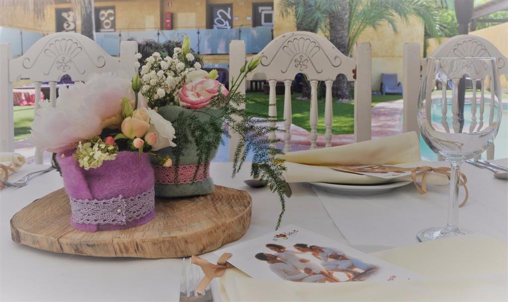 Bodas y Flores – Centros de mesa para bodas