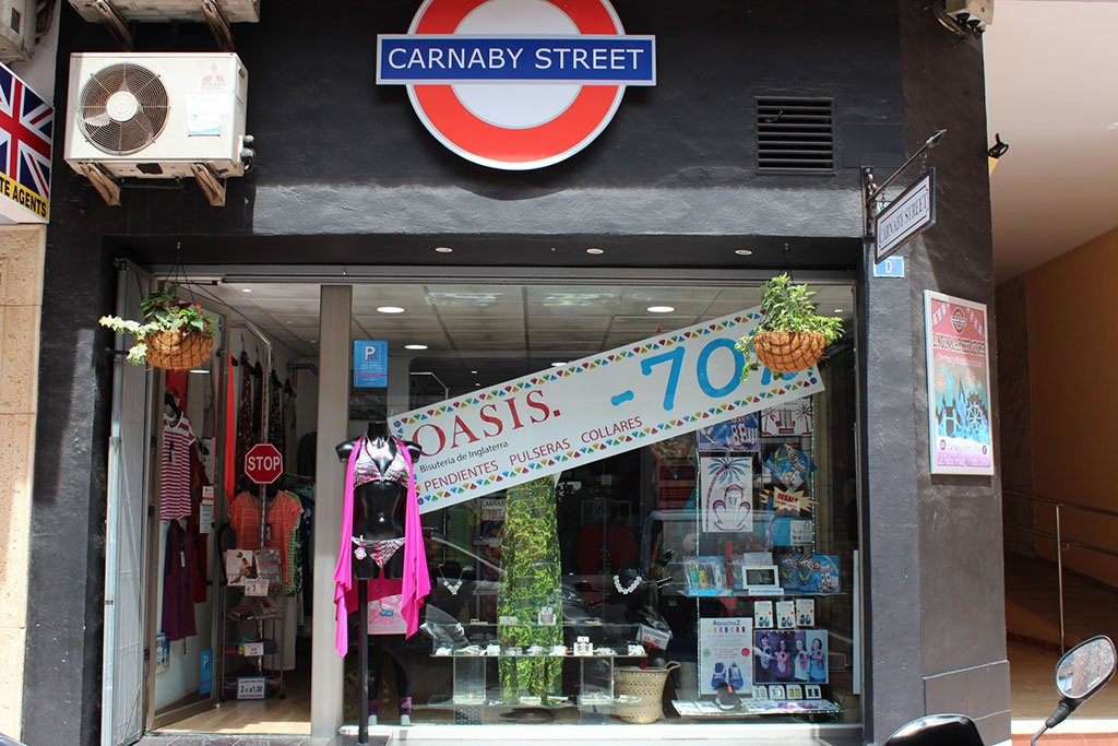Carnaby Street Youshop