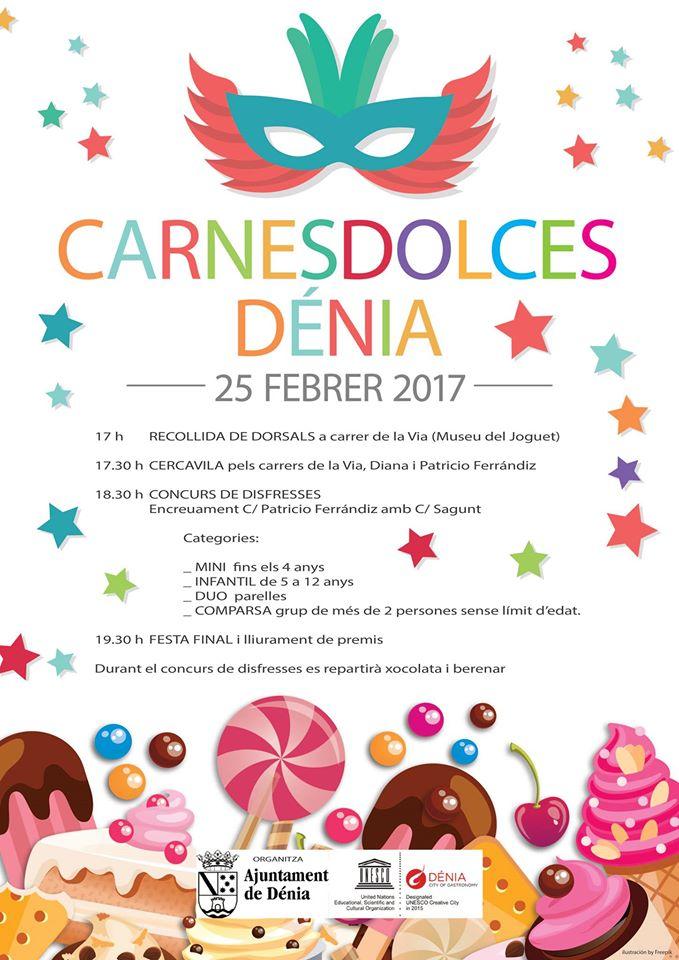 Carnaval Dénia 2017