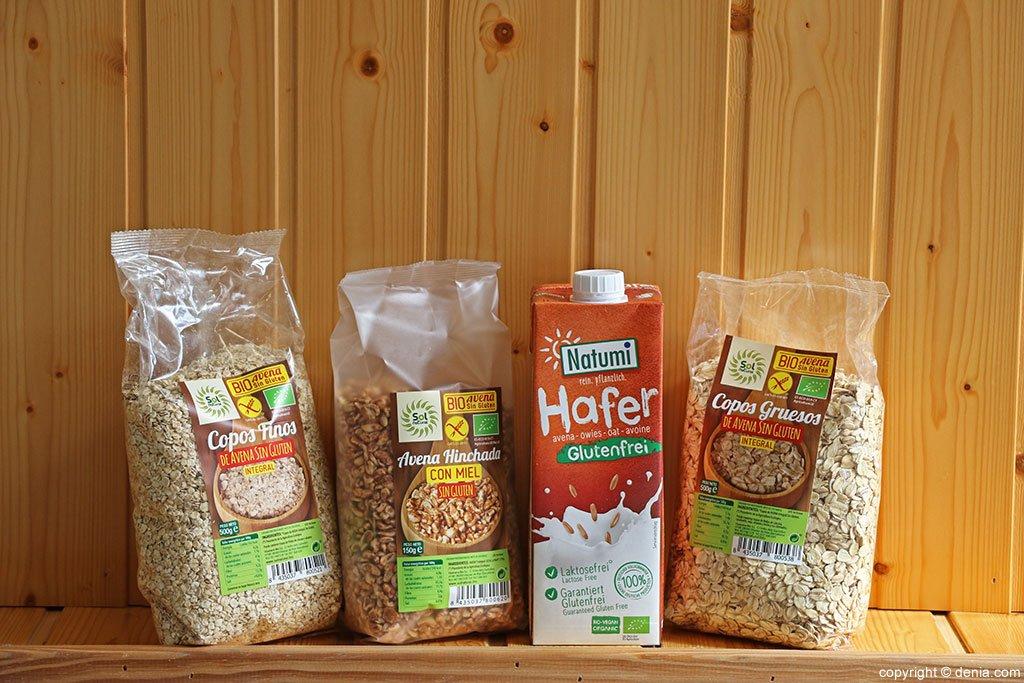 Cereales Herboristería Antonia