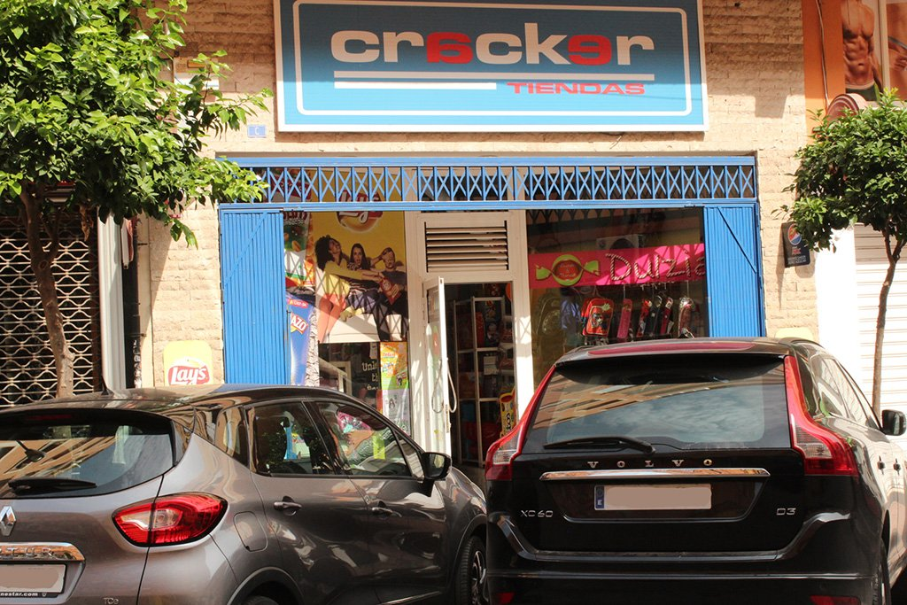 Cracker Youshop Dénia