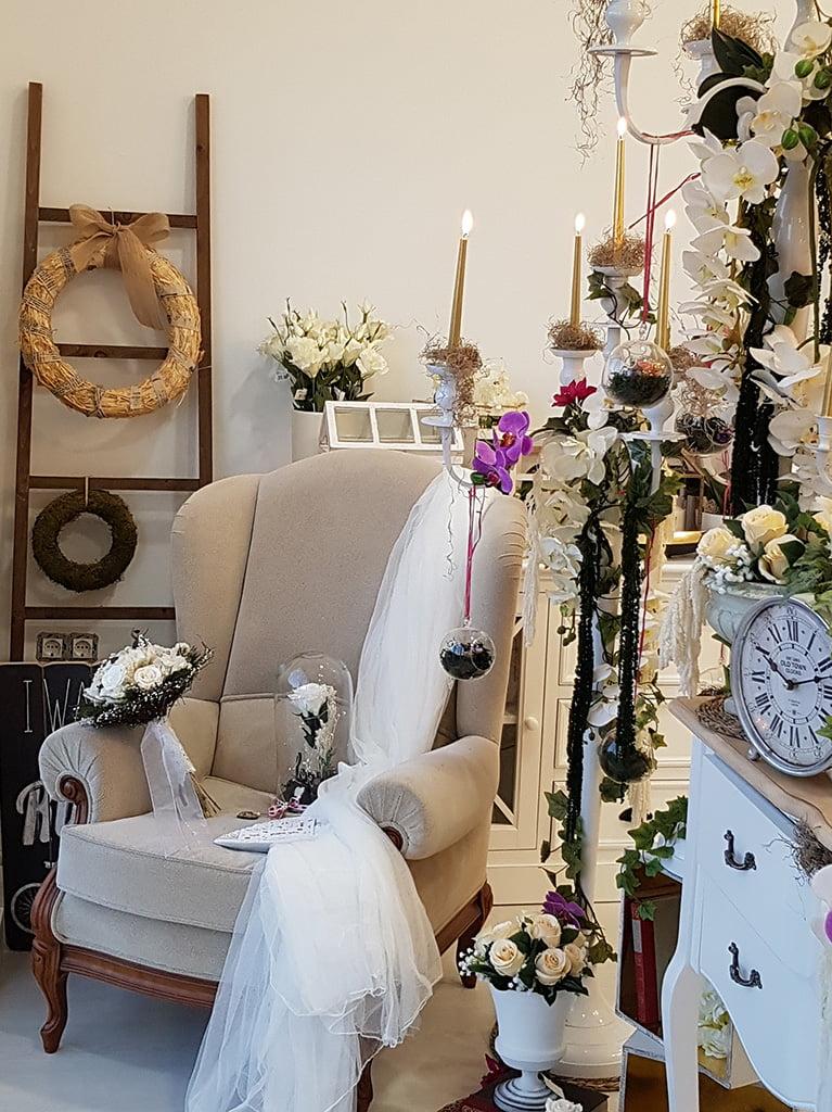 Decoración bodas en Dénia con Bodas y Flores