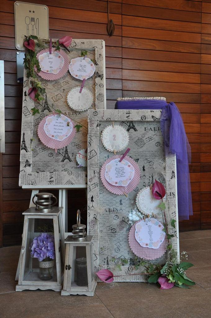 Distribución mesa boda – Bodas y Flores