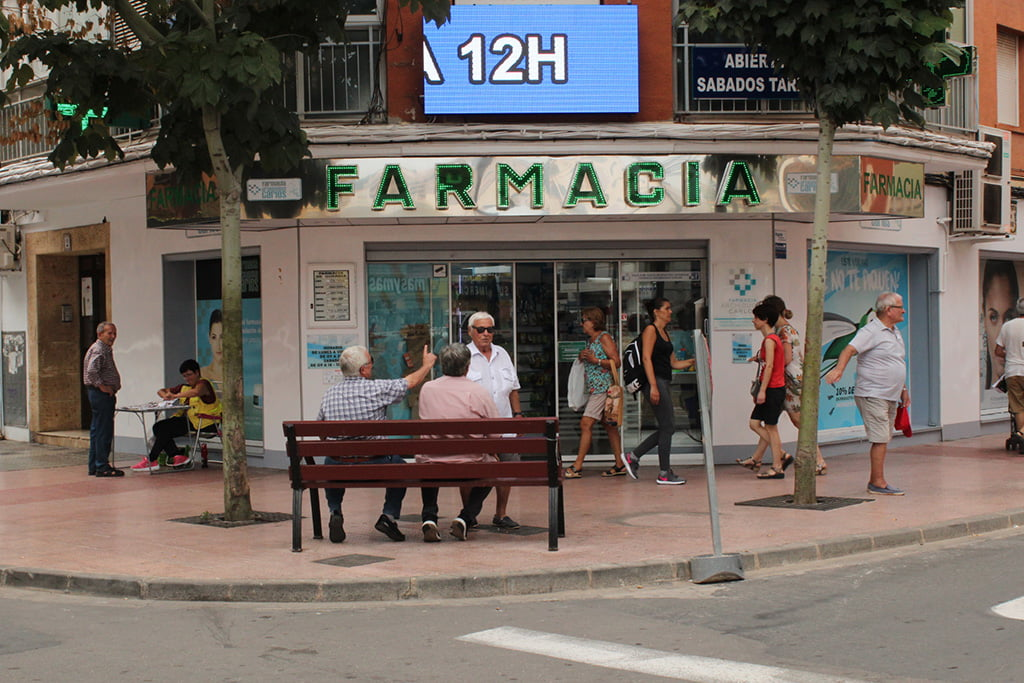 Farmàcia Arxiduc Carles Youshop Dénia