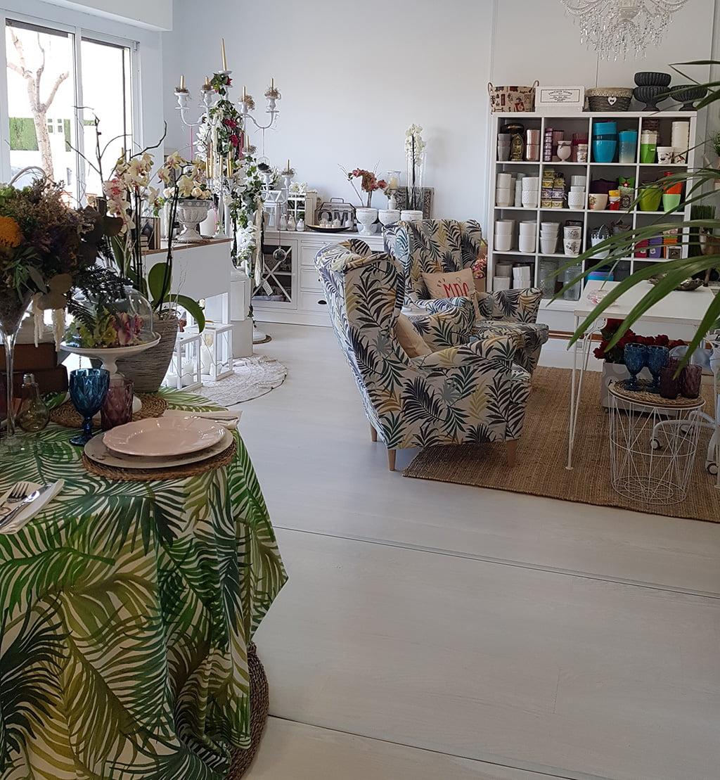 Interior Bodas y Flores
