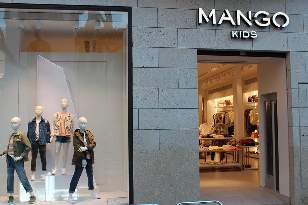 Mango Kids Youshop Dénia