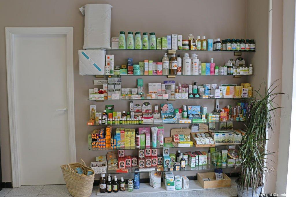 Productos cosmética Herboristería Antonia