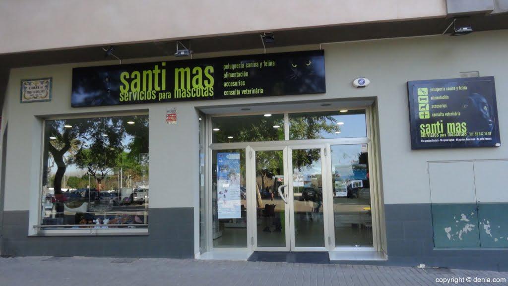 Santi Mas Fachada