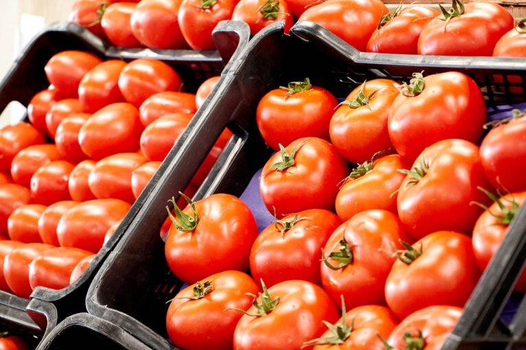 Tomates en La Nau d'Orozco - Frutas y verduras Orozco