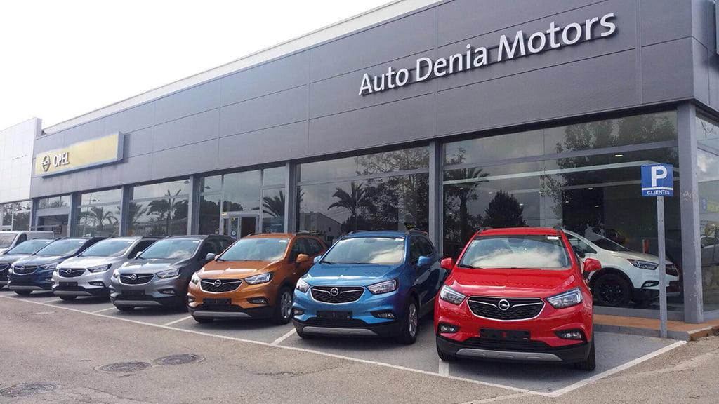 Auto Denia Motors Opel