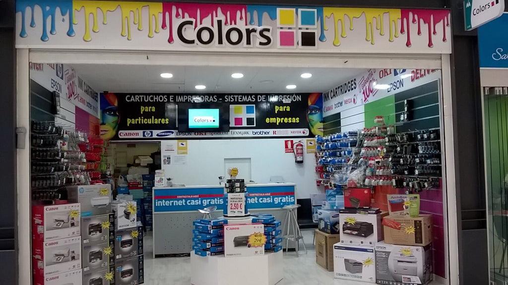Colors sistemes d'impressió Ondara