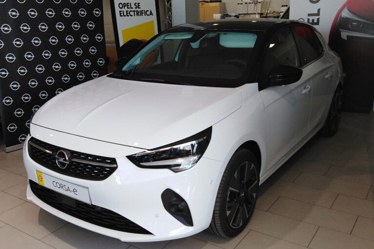 Corsa eléctrico - Auto Denia Motors