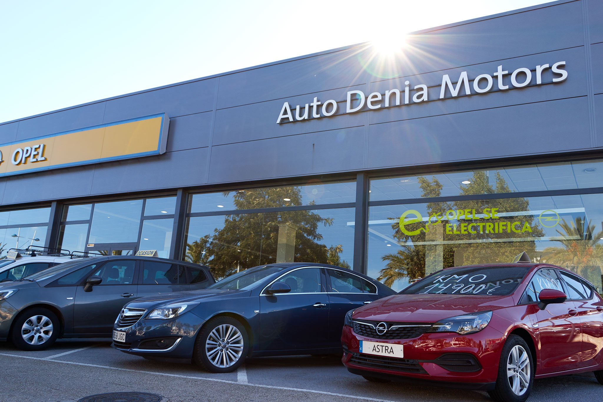 Exterior de Auto Dénia Motors