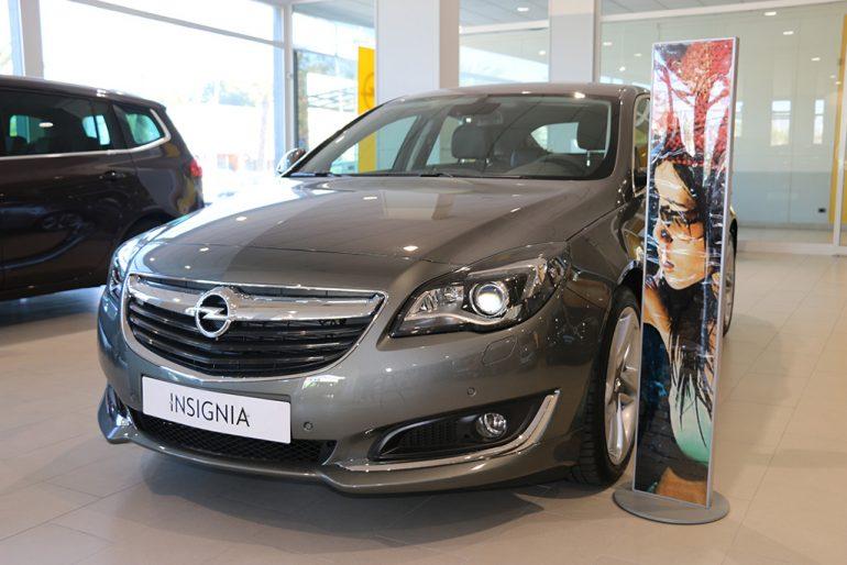 Insignia Auto Denia Motors