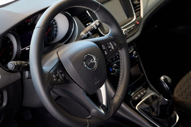 Interior de un vehículo en Auto Dénia Motors