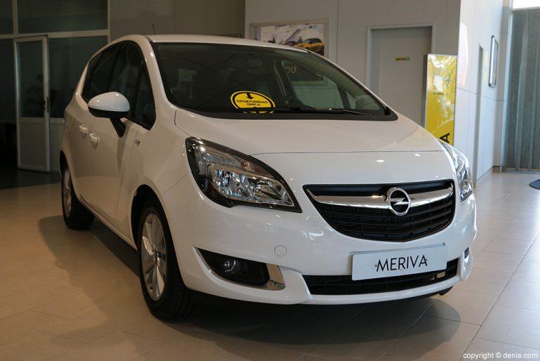Meriva Auto Denia Motors
