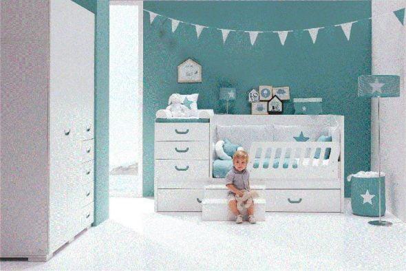 Muebles dormitorio infantil beautiful habitacion - Muebles dormitorio infantil ...