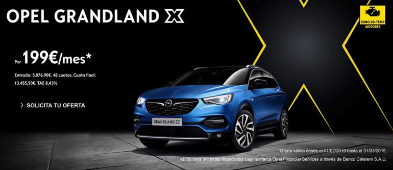 Opel Grandland X Auto Denia Motors