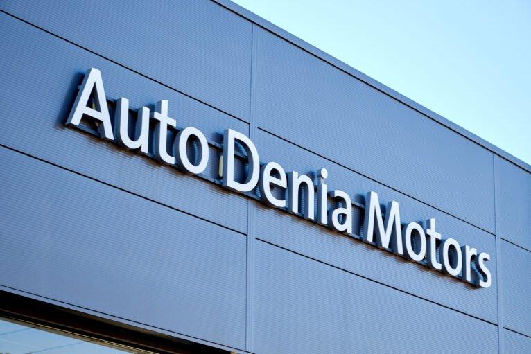 Rótulo Auto Dénia Motors