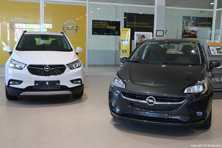 Vehículos Opel Auto Denia Motors