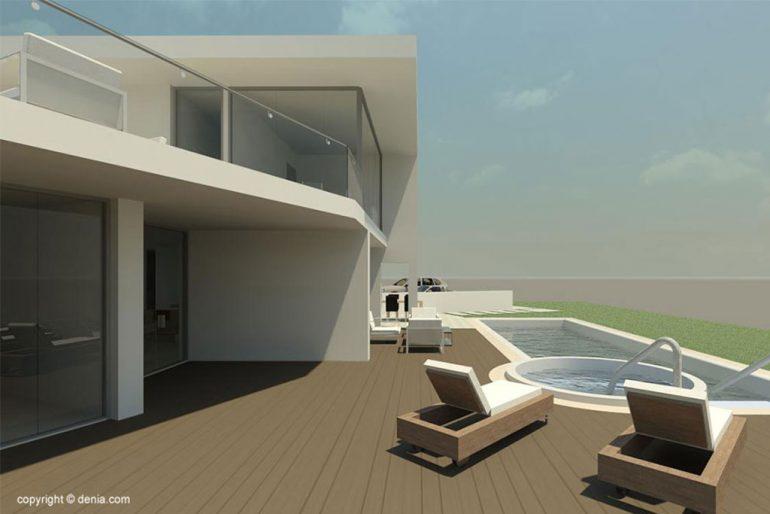 New construction management - GV Arquitecnia
