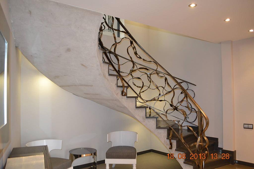 Escalera GV Arquitecnia