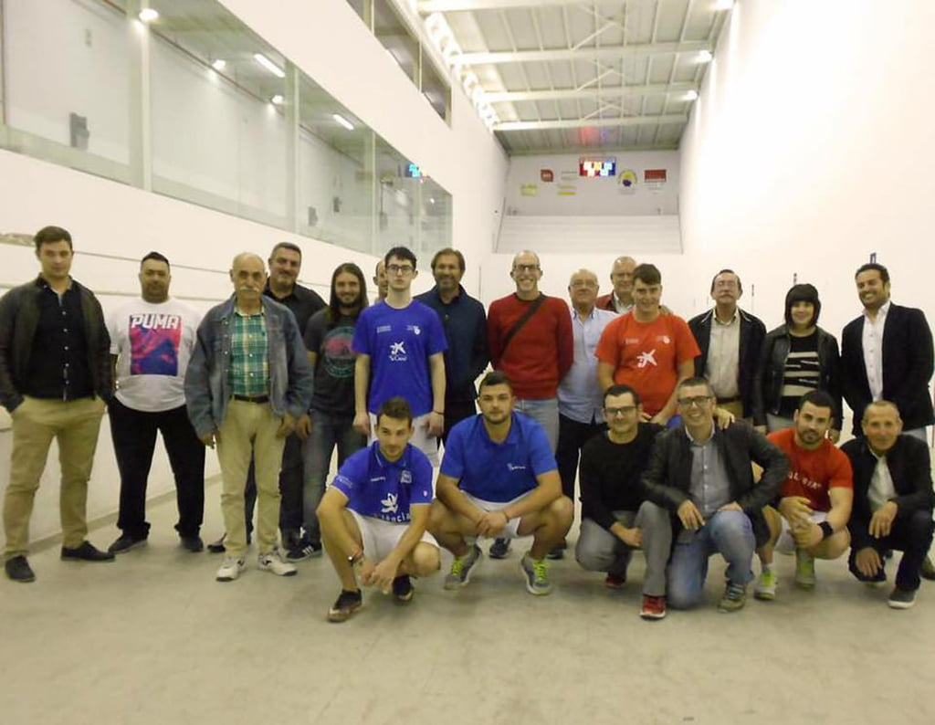 Finalists with participating clubs in the Regional League Raspall