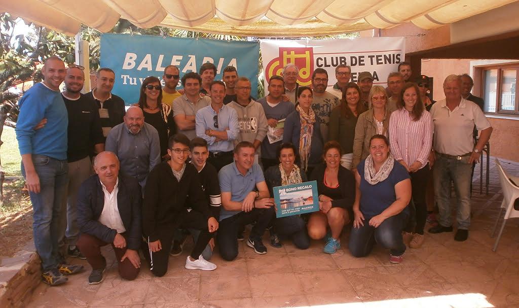 Participants Pádel League of CT Dénia