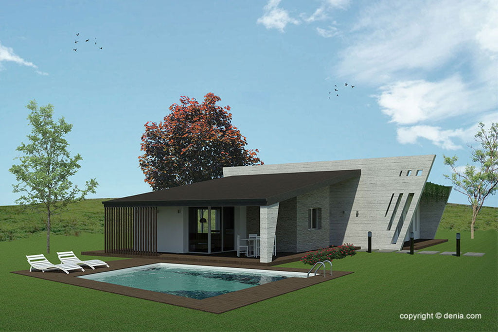 Bioclimatic project - GV Arquitecnia