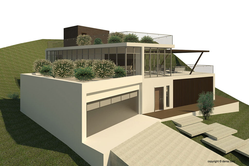 New construction project - GV Arquitecnia