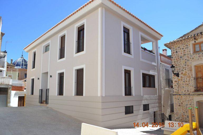 GV housing Arquitecnia