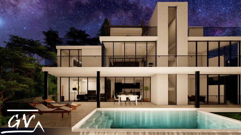 Monterrico GV Arquitecnia Home