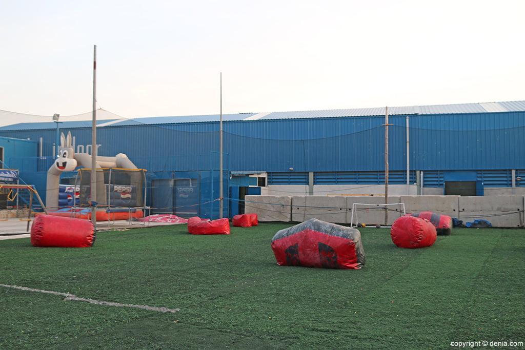 Campo Paintball Ondara