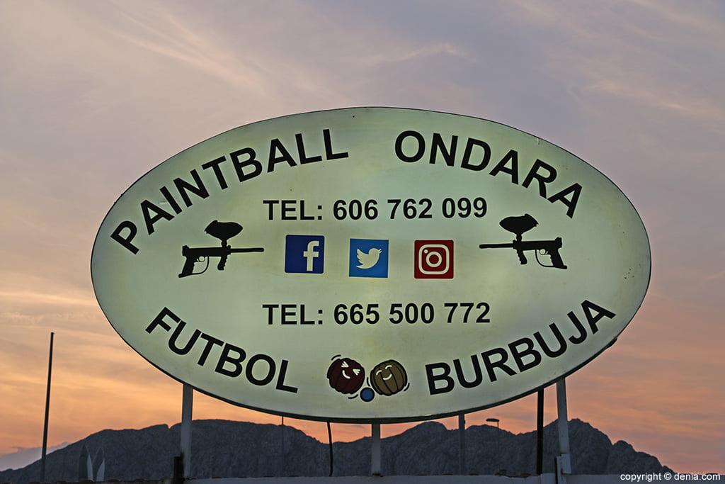 Cartel Paintball Ondara
