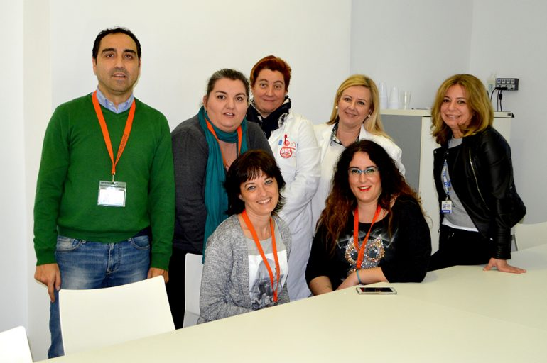 Committee against Gender Violence of the Department of Health of Dénia