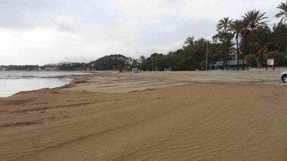 Playa Marineta Casiana - Dénia.com