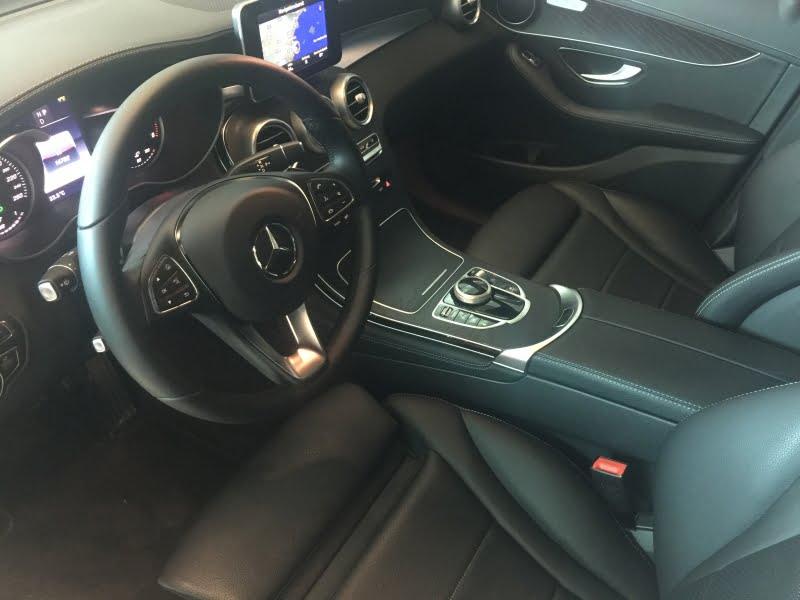 mercedes benz glc 220 cdi 4 matic interior design cars