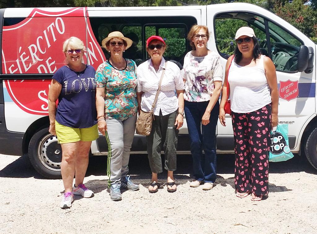 il contatto con le donne guadalajara espana