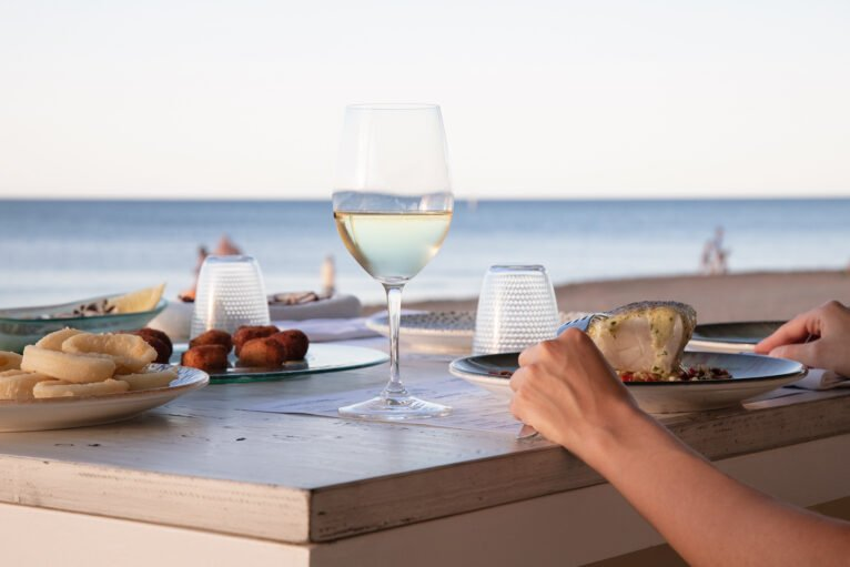 Comer al lado del mar en Dénia - Restaurant Noguera