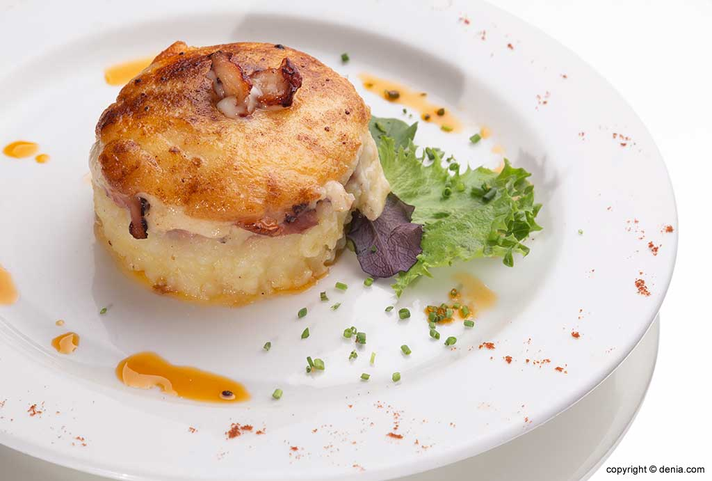 Deliciosos platos Restaurant Noguera